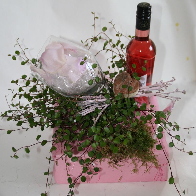 Weinpr sent weinpr sente pr sente blumenservice jena for Besondere topfpflanzen