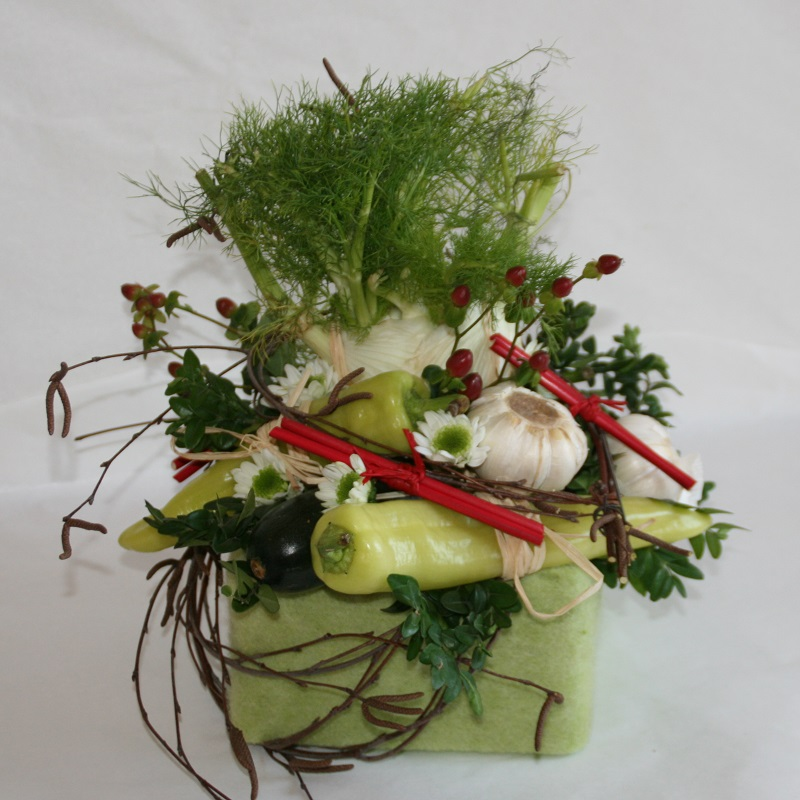 Obst gem sepr sente pr sente blumenservice jena for Besondere topfpflanzen