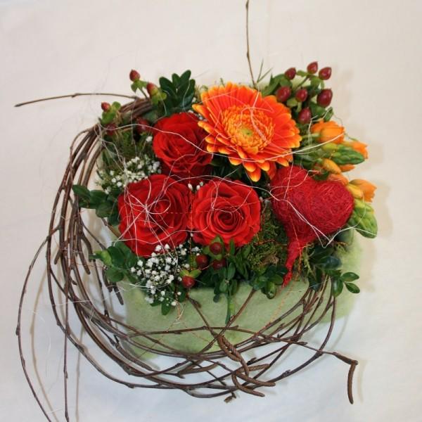 Blütenpaket